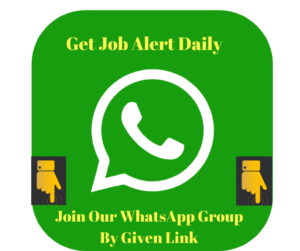 Join Whatsapp Job Group