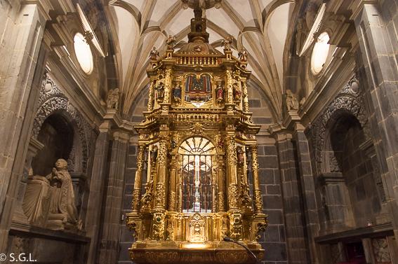 Lignum Crucis en Santo Toribio de Liebana