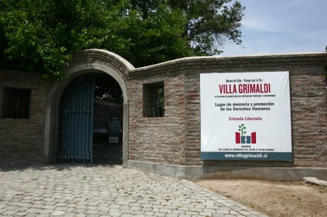 DECLARACIÓN PÚBLICA: Periodistas rechaza vejamen contra Villa Grimaldi