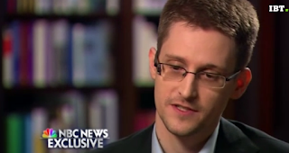 Snowden Says NSA Would Know If Russian Behind DNC Leaks