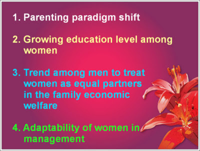 WHY WOMEN CAN HAVE THE BIGGEST EMERGING MARKET?
