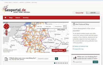 http://www.geoportal.de/EN/Geoportal/geoportal.html?lang=en