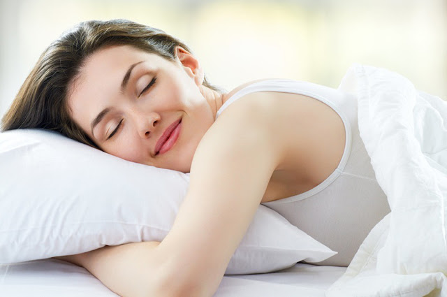 get enough sleep at least eight hours each night