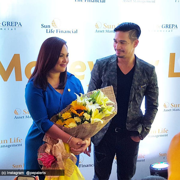Judy Ann Santos and Piolo Pascual reunited