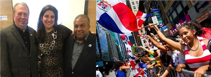 Selman resalta organización impecable del Desfile Dominicano de Nueva York