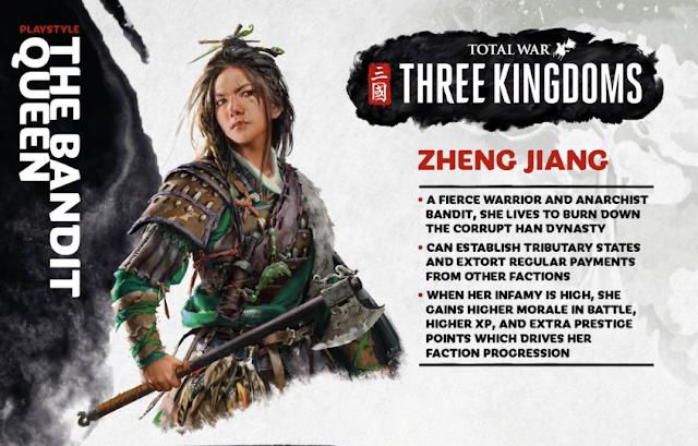 Zheng Jiang, the Bandit Queen
