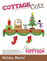 http://www.scrappingcottage.com/cottagecutzholidaymantel.aspx