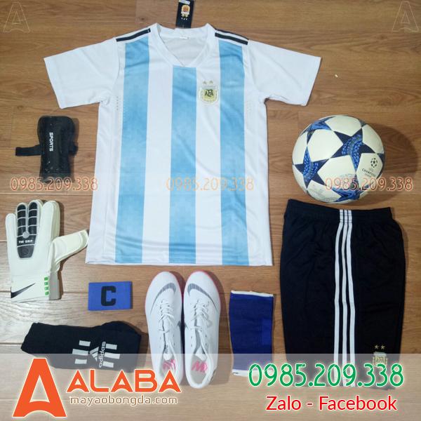 Áo Argentina 2019 sân nhà mới