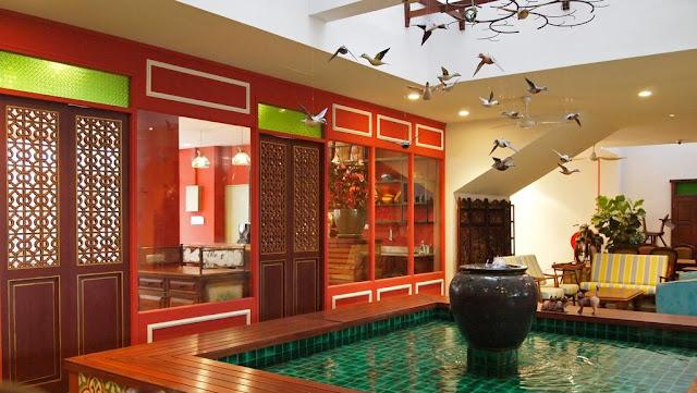 Hotel menarikpercutian keluarga Melaka