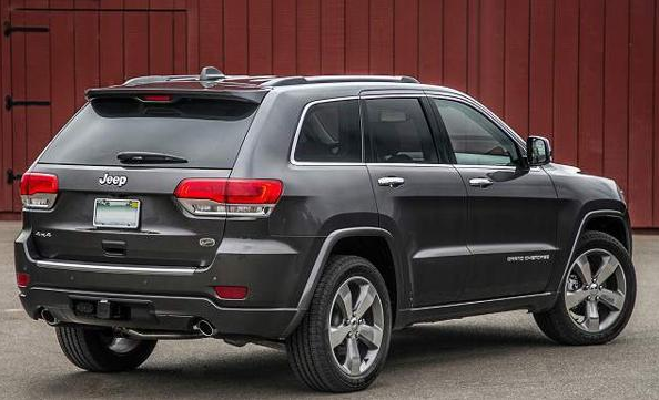 2018 Jeep Grand Cherokee Redesign, Concept and Changes