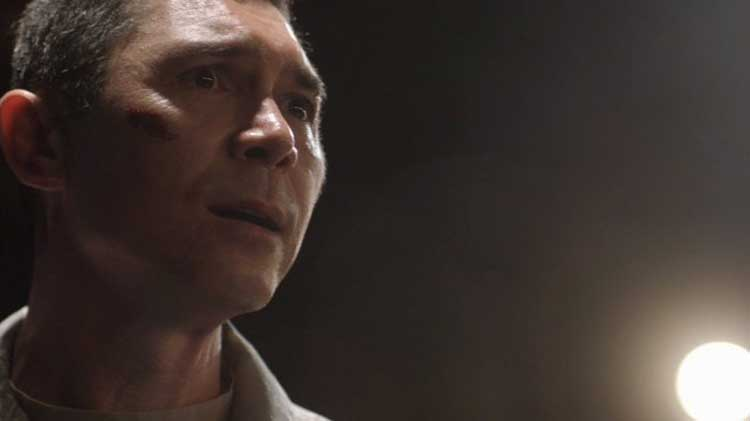 "Colonel Telford (Lou Diamond Phillips) in SGU's ""Subversion"""