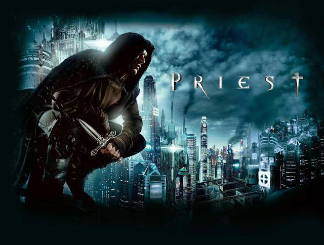 Priest 2011 Movie Review