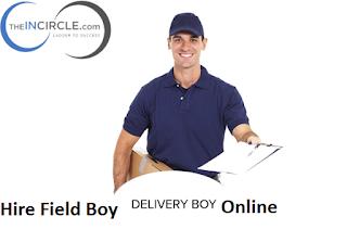 Hire Delivery Boy