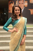 Tejaswi Madivada looks super cute in Saree at V care fund raising event COLORS ~  Exclusive 088.JPG