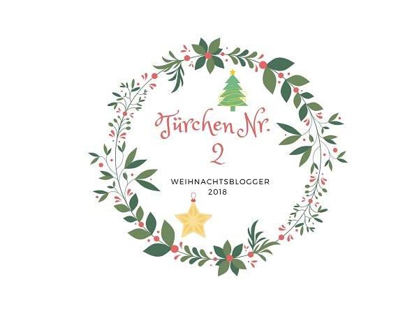 Weihnachtsblogger - Türchen Nr. 2