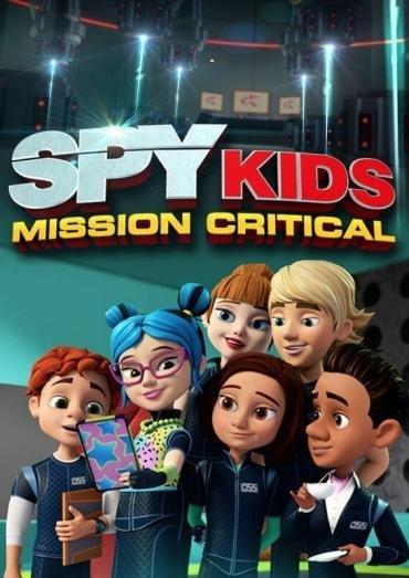 Xem Phim Điệp Viên Nhí: Nhiệm Vụ Tối Trọng 2 - Spy Kids: Mission Critical season 2