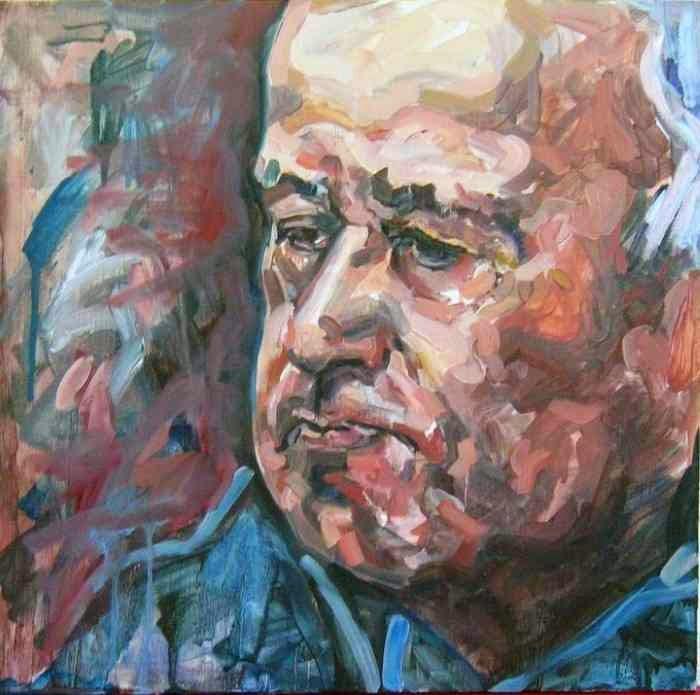 Чилийская художница. Andrea Araneda