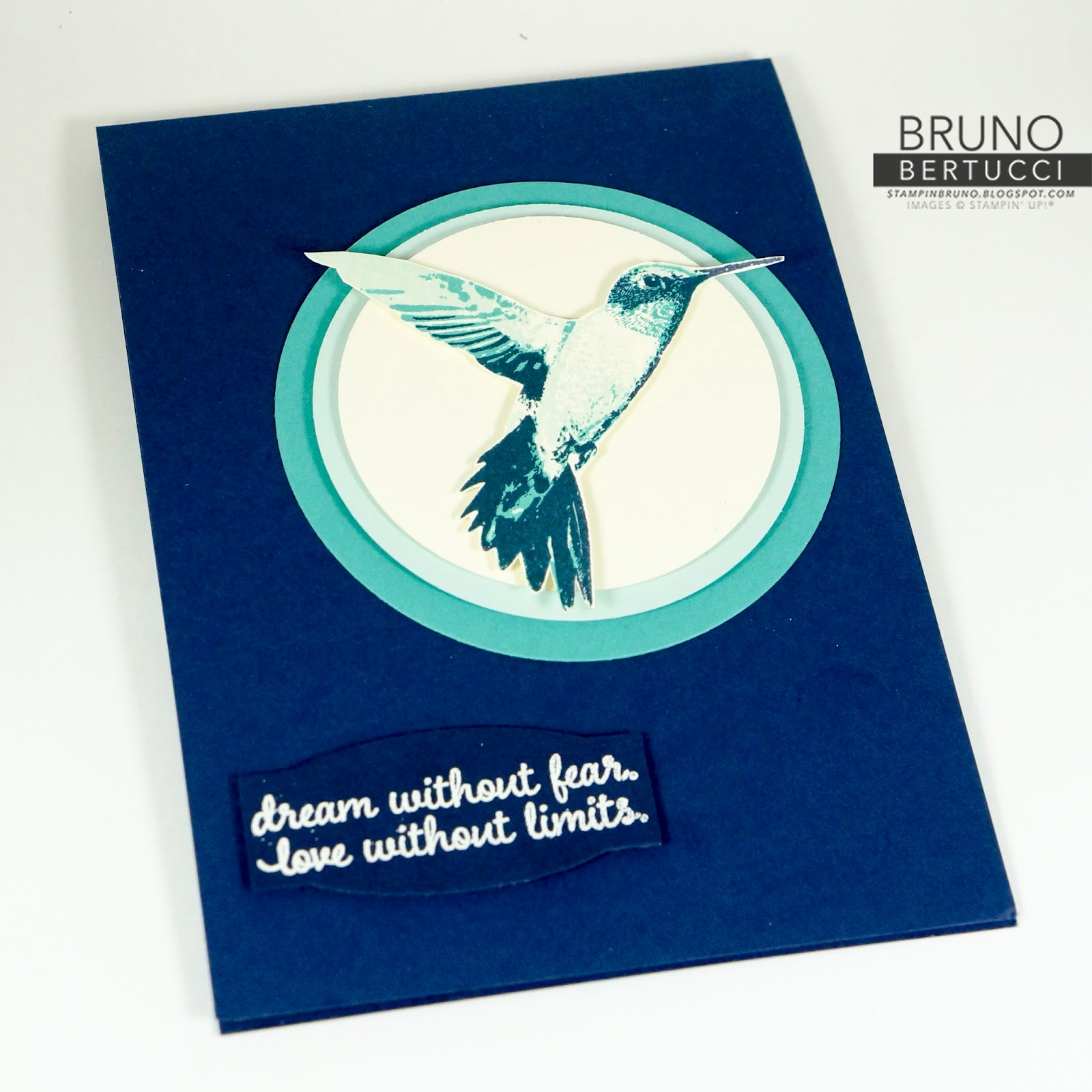 Dream Without Fear Love Without Limits: Stampinbruno: Dream Without Fear, Love Without Limits