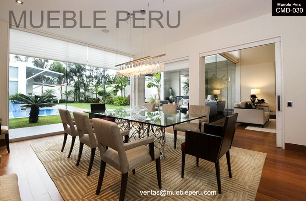 Muebles de sala comedores lujosos - Salas comedores modernos ...