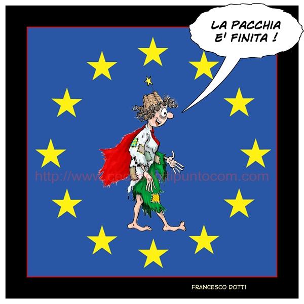 Sfida Italia Europa