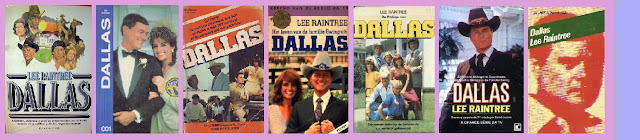 Portadas del libro Dallas, de Lee Raintree