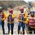 Perú 2008: Rafting.