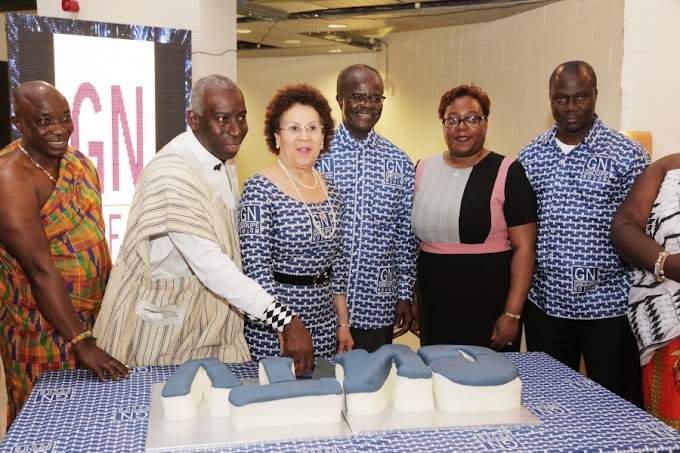Dr Nduom inaugurates new TV channel in the UK