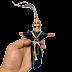 Papa Preta (Anti-Hex Wanga Doll)