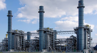 Electric Power Plant Generating Facility