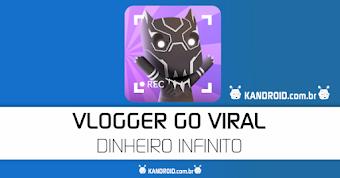 Vlogger Go Viral - Clicker v2.8 APK Mod (Dinheiro)
