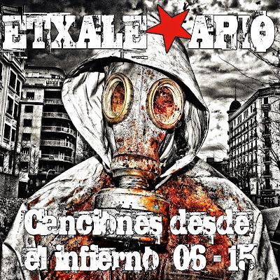 Resultado de imagen para Etxale Apio - Canciones desde el infierno 06-15