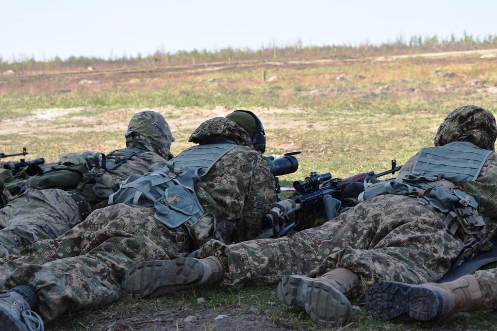 Снайпери ВДВ
