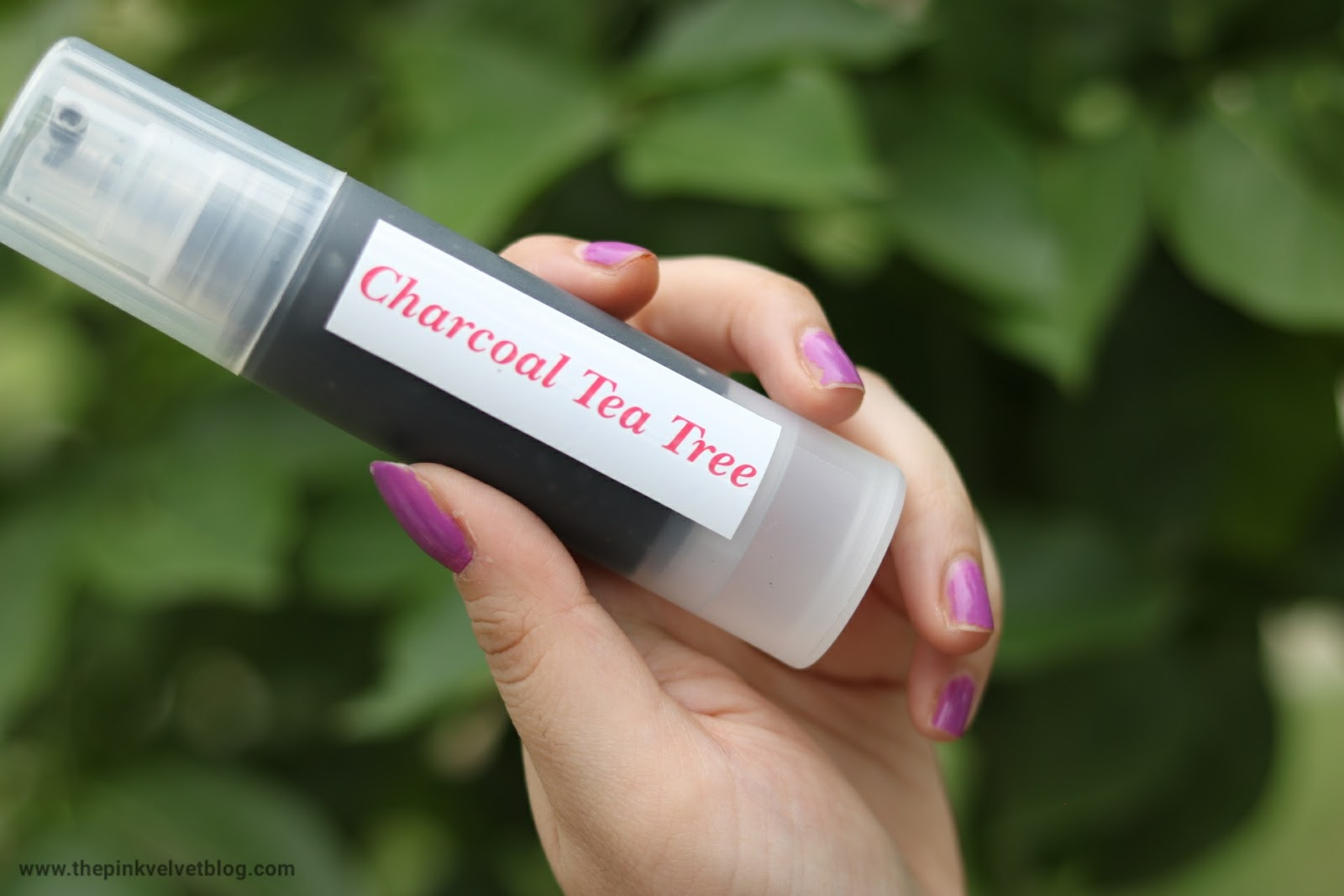 Charcoal Tea-Tree Face Wash