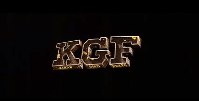 KGF- Kolar Gold Fields का दूसरा ऑफिसियल ट्रेलर Yash और Srinidhi