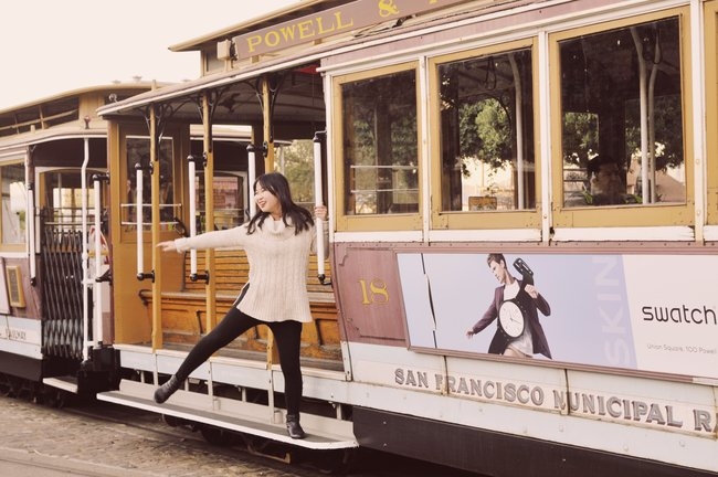 free things to do in San Francisco cable cars
