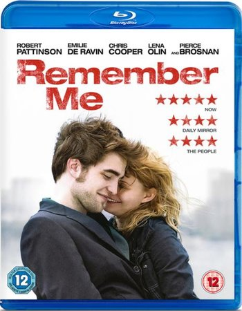 Remember Me (2010) Dual Audio Hindi 480p BluRay x264 350MB Movie Download