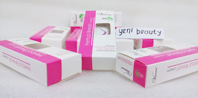 Ready stok vienna breast Yeni Beauty