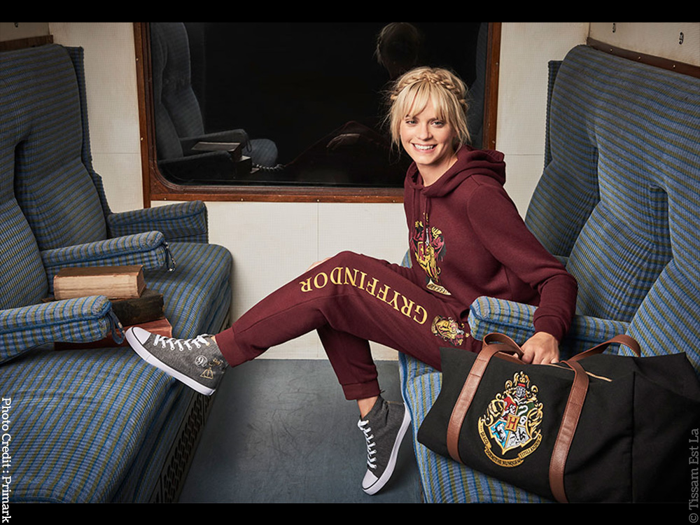 Primark & Harry Potter Autumn/Winter 2017 Collection - Pillows, Tote Bags, Homeware, Clothes, Home Clothes, Accessories, Jewelry - Hogwarts