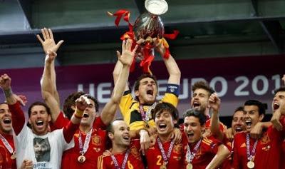 Kaleidoskop dan Catatan Penting Sepakbola di Tahun 2012 (Part 2)