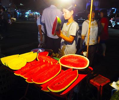 water melon for sale in Yangon