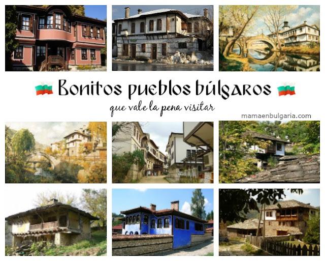 Pueblos búlgaros Bulgaria