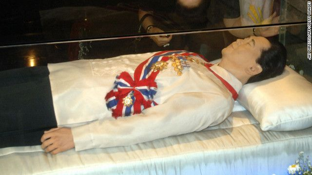 MARCOS' REMAINS MAY BE BURIED ON SEPTEMBER IN LIBINGAN NG MGA BAYANI