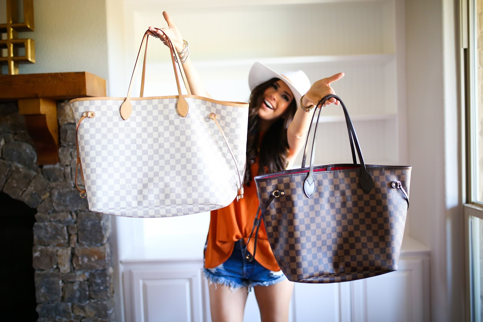 Lv Neverfull Amp Goyard Review Amp Comparison The Sweetest