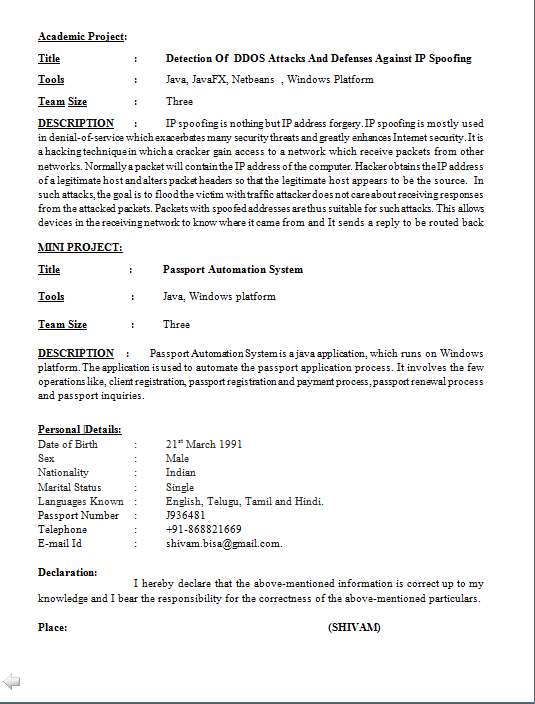 Career Objective For Resume For Software Engineers