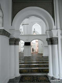MEZQUITA KAPITAN KELING, GEORGE TOWN, PENANG. MALASIA
