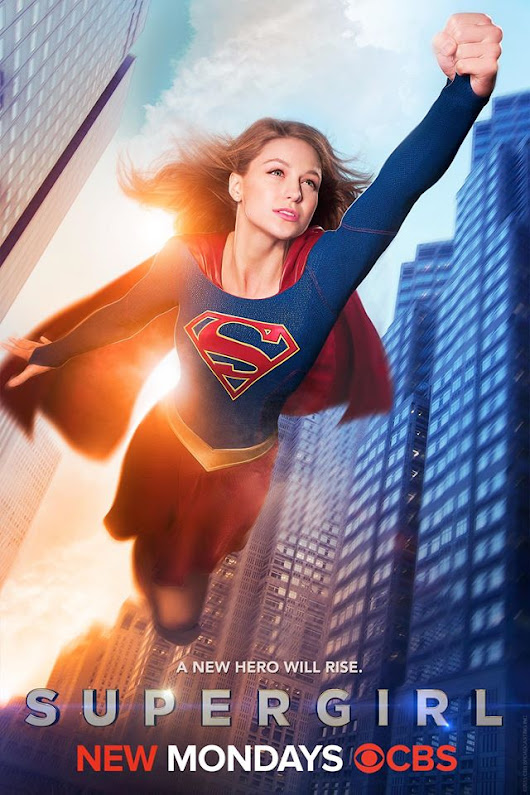 Supergirl Begins Production Featurette, New Poster, Set Photos