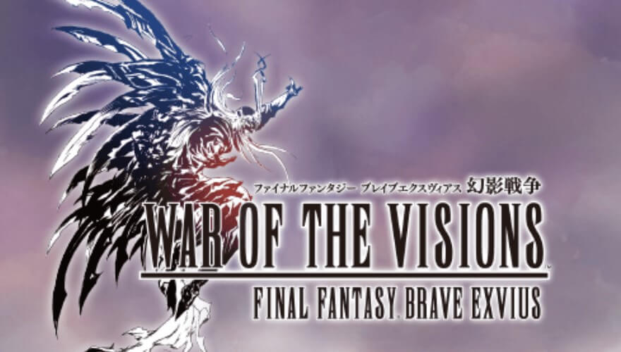 Square Enix Announced Tactical RPG War Of The Visions: Final Fantasy Brave Exvius