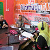 Talk Show di Radio, Kanit Bintibmas Sampaikan Program Yang Bisa Dirasakan Masyarakat