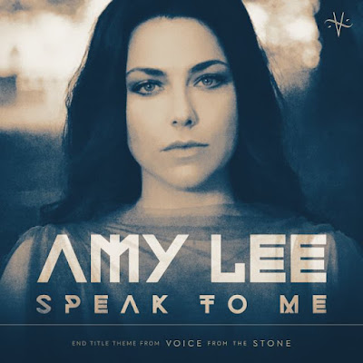 "Amy Lee Unveils New Song ""Speak To Me"""