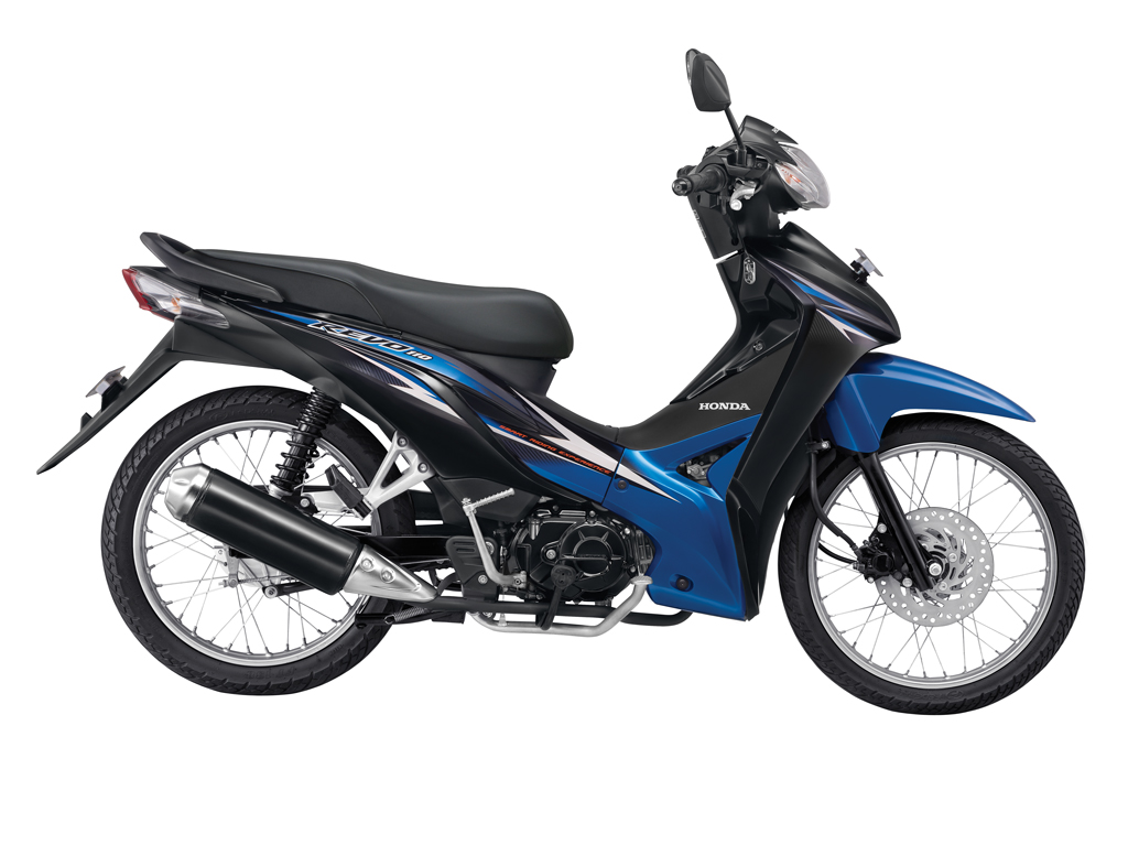 Modifikasi Motor Revo Absolute 110 Arena Modifikasi